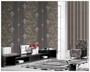 3d Wallpaper Korean Design 3d Effect Wallpaper for Restaurant Decoration