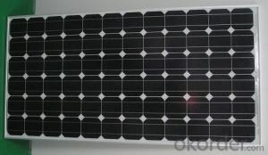 Monocrystalline Solar Panels Tire 1 Brand in China-120-130W