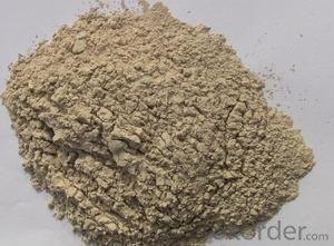 80% Rotary/ Shaft/ Round Kiln Alumina Calcined Bauxite Raw Material for Refractory