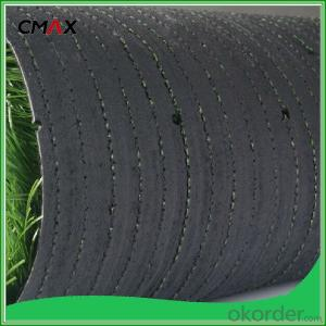 Artificial Grass Artificial Lawn with Stem Fiber