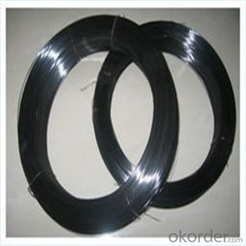 Black Annealed Binding Wire for Construction and Building Really Factory