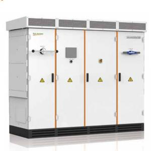Photovoltaic Grid-Connected Inverter SG750MX