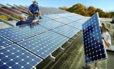 Solar Panel Rail Mounting System