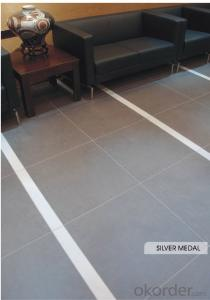 Glazed Porcelain Tile Urban Series Dark Grey LP60A