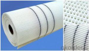 Alkali Resistant Fiberglass Marble Mesh Fabric for Buildings