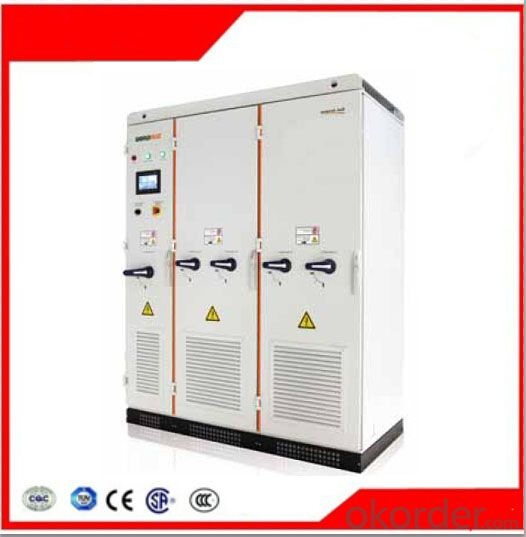 Photovoltaic Grid-Connected Inverter SG500MX-M