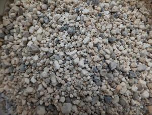 80% Round Kiln Alumina Calcined Bauxite Refractory Raw Material