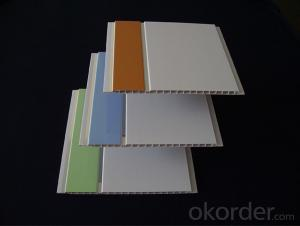 PVC Ceiling of  Morden Design  Plastic Priting