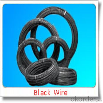 Black Annealed Tie Wire  for Building High Quality and Best Price