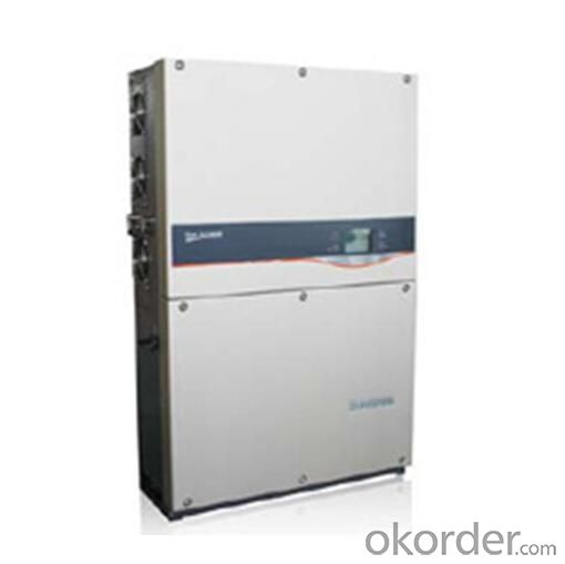 Photovoltaic Grid-Connected Inverter SG50KTL-M