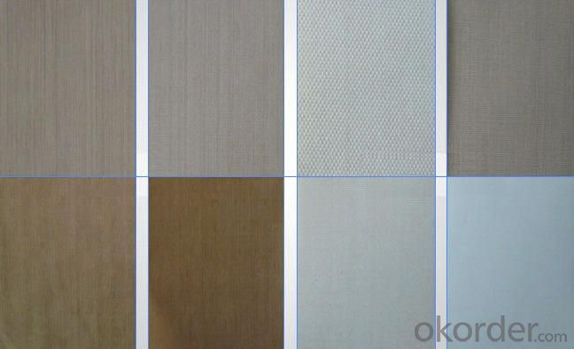 Silicone Coated Fiberglass Fabric of Different Colors