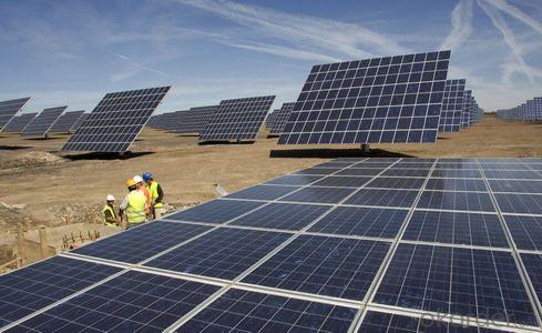 High Efficiency 250w Mono Solar Module 250w Mono Panel for Solar System