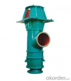 Bomba de turbina vertical de alta capacidad (API610 VS6)