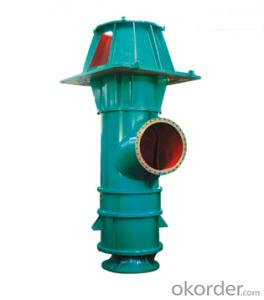 High Capacity Vertical Turbine Pump(API610 VS6)