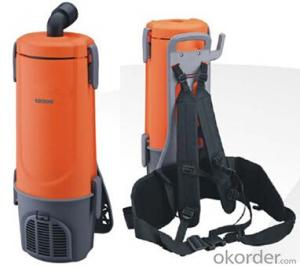Backpack Vacuum Cleaner Cyclone Wet and Dry Industrial Vacuum Cleaner