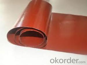 Silicone Coated Fiberglass Fabric for Construction Use