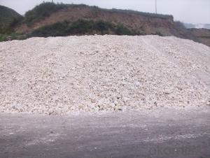 70% Rotary/ Shaft/ Round Kiln Alumina Calcined Bauxite Refractory Raw Material