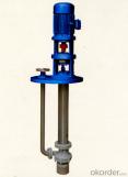 Bomba sumergida/en voladizo vertical (API610 VS4)