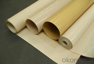 Silicone Coated Fiberglass Fabric for Large Generating Corrosion Proofing Field