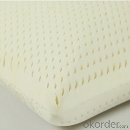 Rubber Latex Foam Pillow from China Health