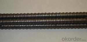 Tie rod for Scaffolding and Formwork System