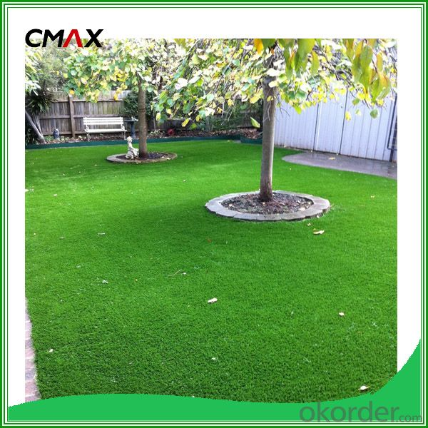 Landscaping Grass Garden Artificial Turf Anti 10 Year Warrenty
