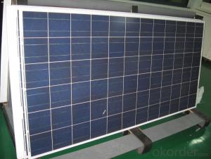 270w Poly Solar Module High Quality with MC4 Connector and 900MM Cable