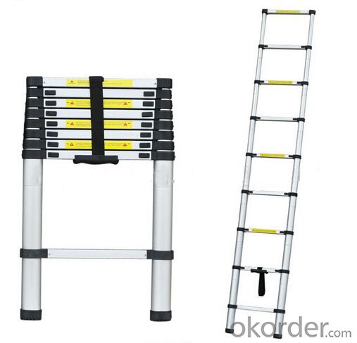 Aluminum Telescopic Ladder ,Extension Ladder