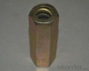 Hex nut for Scaffolding and Formwork System