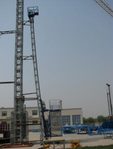 Curved Building Hoist SC100/100