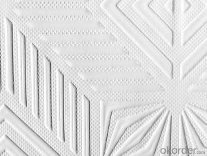Gypsum Ceiling /PVC Gypsum Ceiling Tiles