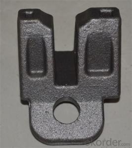 Scaffolding Parts Brace Head by Casting Steel