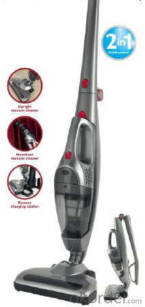 Cordless Portable Stick Vacuum Cleaner Rechargeable Cyclonic Upright