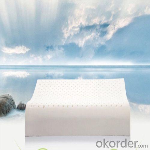 Latex Foam Pillow High Quality Milk White