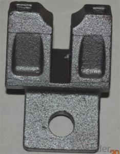 Scaffolding Parts Brace Head by Casting Steel
