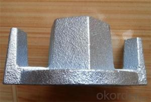 Formwork Parts Plate Nut with Galvanized