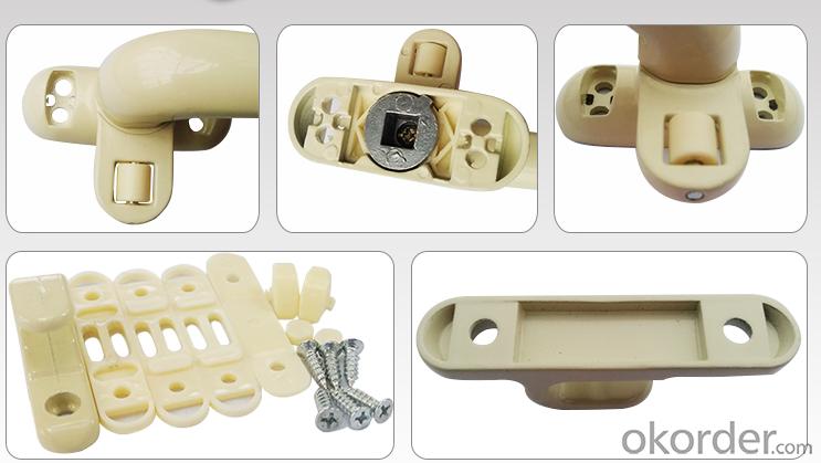 Aluminum Handle for Casement/Kitchen Room/Bathroom/Window Handle on Best Sales DH10