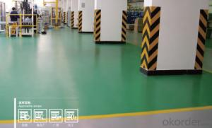 The Wear-Resistant Pressure Epoxy Floor Coating