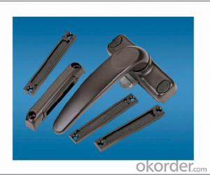 Aluminum Handle/Casement Handle with Popular Type DH04