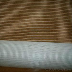 45gsm,5mm*5mm Resistant Fiberglass Marble Mesh for Buildings