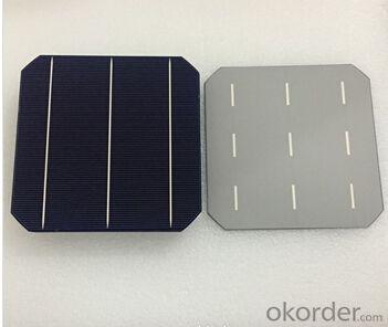 Monocrystalline Solar Cells A Grade 16.6%