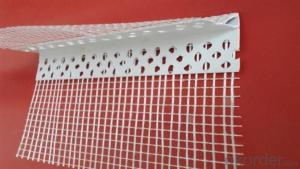 Fiberglass Mesh Plastering Corner Bead for Construction