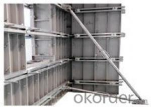 Whole Aluminum Formwork for Wall and Column and Roof