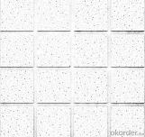 Placas para techos acústicos suspendidos de fibra mineral