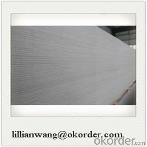 Calcium Silicate Board High Density Fireproof/fire Resistant