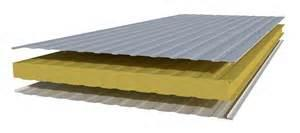 Rock Wool Sandwich Panel High Density 50mm/75mm/100mm/150mm Made in China
