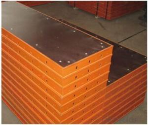 Light Steel Frame Formwork with Plywood for Two Level Building