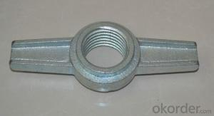 Heavy Duty of Jack Nut for Scaffolding and Formwork System