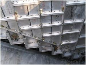 Whole Aluminum Stair Formwork for Core Wall formwork