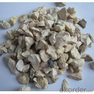 89% Rotary/ Shaft/ Round Kiln Alumina Calcined Bauxite Raw Material for Refractory